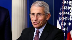 Fauci stresses need for 'productive partnership' between states and federal government