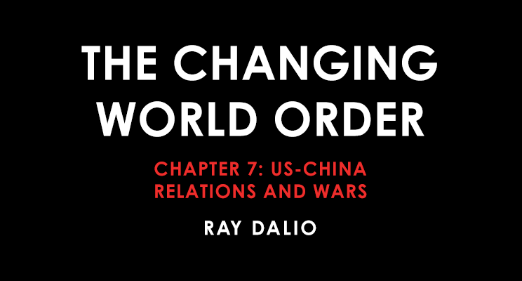 Chapter 7: US-China Relations and Wars
